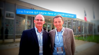 COL Pierre HEINZELMEIER et Jacques PARENT (Accomplys)