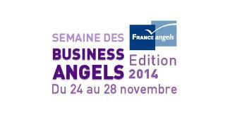 Logo Semaine Business Angels 2014